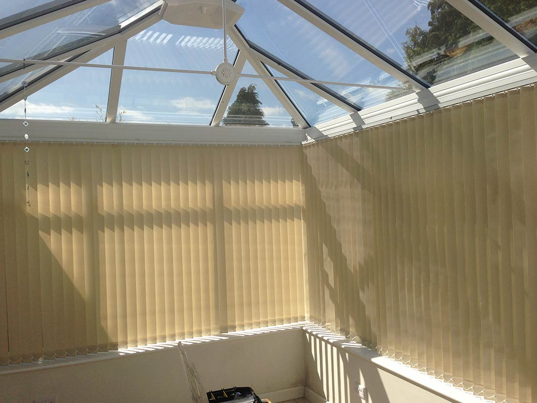 Conservatory Blinds Verticals Roller Amp Wooden All At The