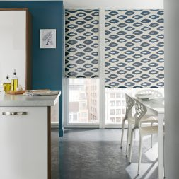Elipse blue motorised blinds portsmouth