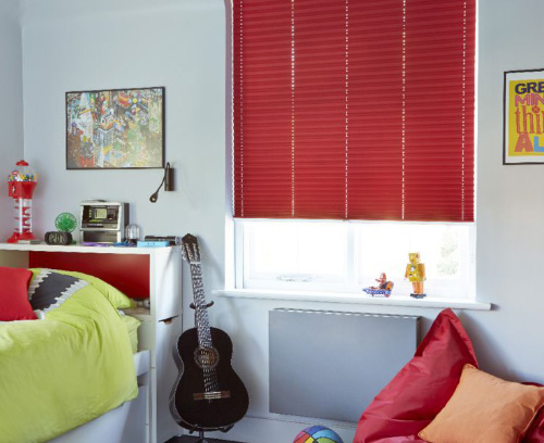 SC Blinds Pleated blind collection