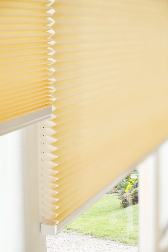 Pleated Blinds South Coast Blinds
